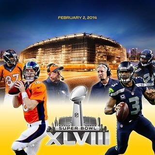 Take Your Pick For Superbowl XLVIII ProAdvertisingShop.com #superbowl #nfl
