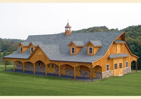 Wow, now that's a Barn