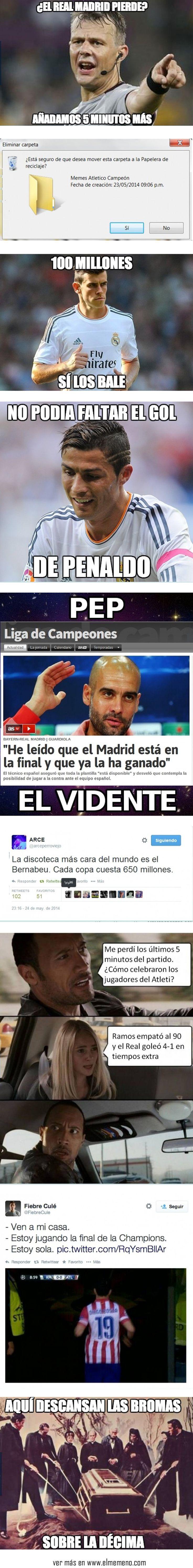 Los 9 Mejores Memes De La Final De La Champions, El De Diego Costa Es Genial @ www.elmemeno.com