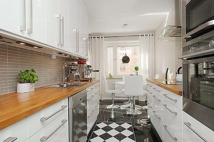 M s de 25 ideas incre bles sobre cocinas integrales de madera en pinterest decoracion de - Cocinas escandinavas ...