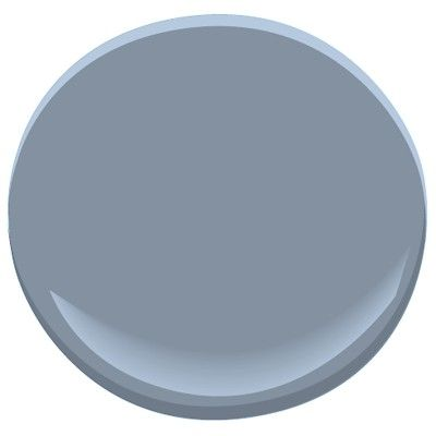 Benjamin Moore oxford gray 2128-40