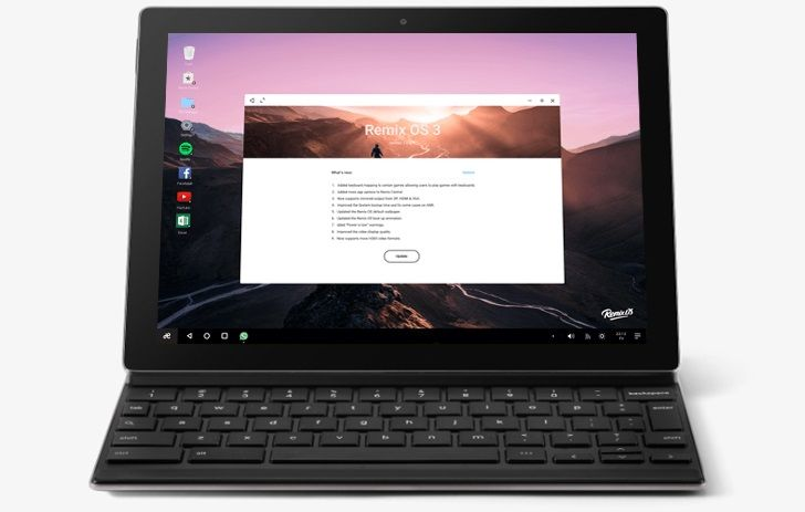 Remix OS para PC vai ser descontinuado