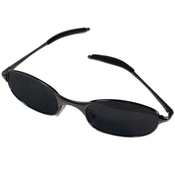 Streetwise Spy Sunglasses Black Metal Frame | TheHomeSecuritySuperstore.com