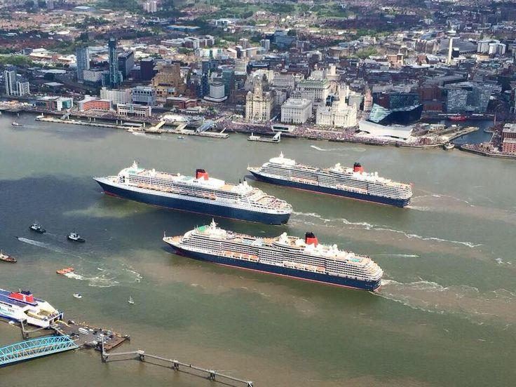 The Three Queens - Liverpool May 2015
