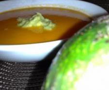 Receita Sopa fria de Tomate e Abacate por bimbyboy - Categoria da receita Sopas