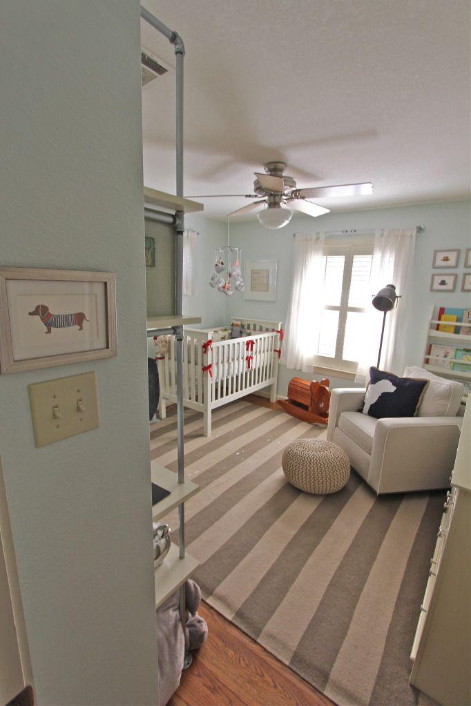 coolest.nursery.ever @Melanie Frazier