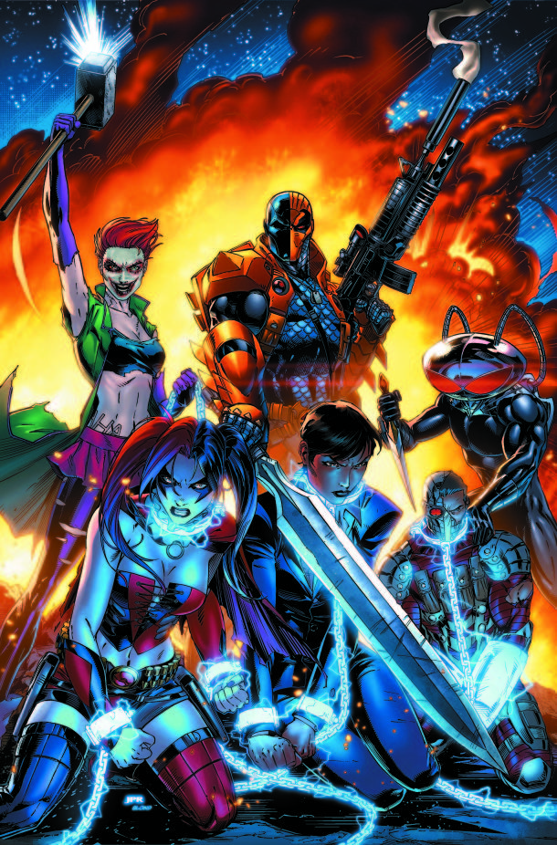 Suicide Squad To Begin Filming Early Next Year | Comicbook.com