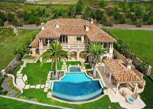 14 best images about dream home on pinterest house plans for Luxury houses in california