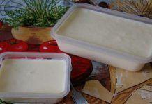 Плавленый Сыр — Янтарь. На основе свежего творога с потрясающими вкусовыми качествами!