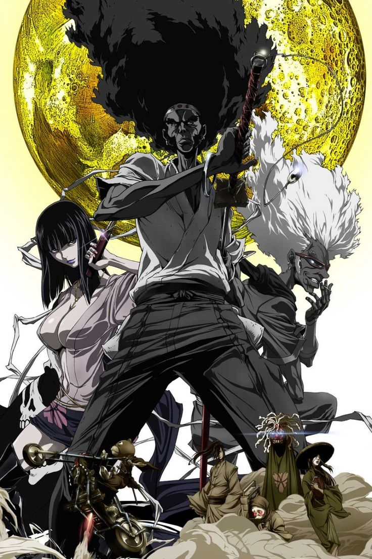 Afro Samurai – FuTurXTV  FUNK GUMBO RADIO: http://www.live365.com/stations/sirhobson and https://www.funkgumbo.com
