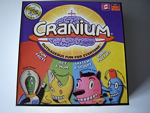Cranium Board Game (English Canadian Edition)