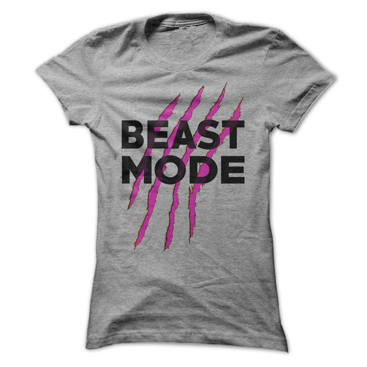 Tear up the gym with this tee! #beastmode #gym See detail at http://zingxoom.com/d/cwHHJ72h