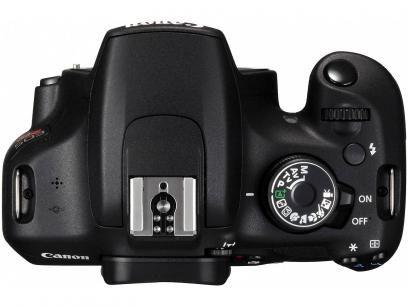 """Câmera Digital SemiProfissional Canon EOS Rebel T5 - 18-55 III 18MP LCD 3"""" Zoom Óptico 3x Filma Full HD com as melhores condições você encontra no Magazine Ofertasua. Confira!"""