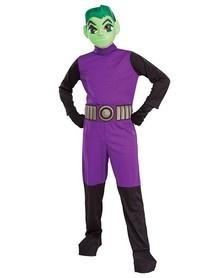 Teen Titans Beast Boy Child Costume