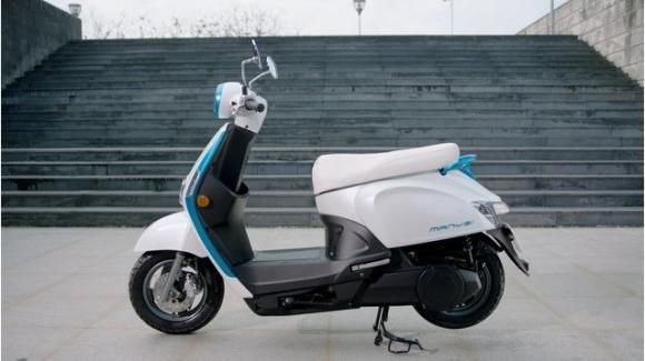 13 best my future scooters images on pinterest biking motor kymco annuncia lo ionex manyev scooter elettrico simil vespa con batterie intercambiabili e 200 km dautonomia fandeluxe Image collections
