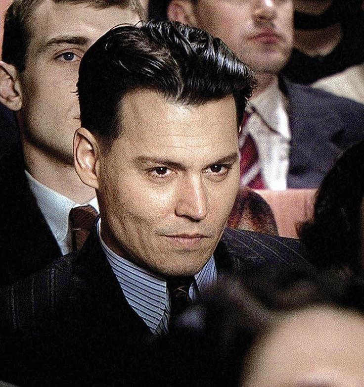 Johnny  Johnny Depp 3  Depp Beautiful  Johnny Depp Public EnemiesJohnny Depp Public Enemies Hair