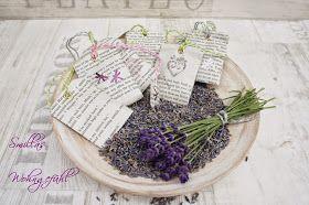 Smillas Wohngefühl: DIY: Scented Teabags oder was Lavendel im Teebeutel zu…
