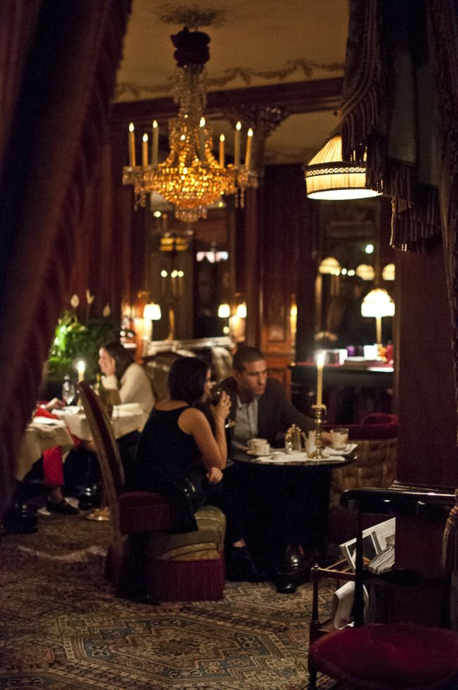 Hotel Costes. Amazing interior, Hôtel Costes is a famous hotel in Paris, France. Located in 239 rue St-Honoré, it is perhaps best known for its bar and courtyard café.