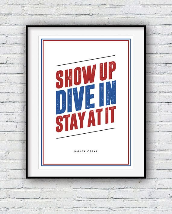 Audacity Of Hope Quotes: Best Obama Poster Ideas On Pinterest