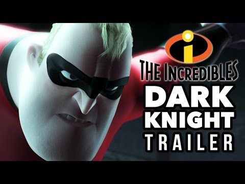 "YouTuber Bobby Burns recut an entirely new trailer for The Incredibles and it's incredible. | This Is What Disney's ""The Incredibles"" Would Look Like If It Was Directed By Christopher Nolan"