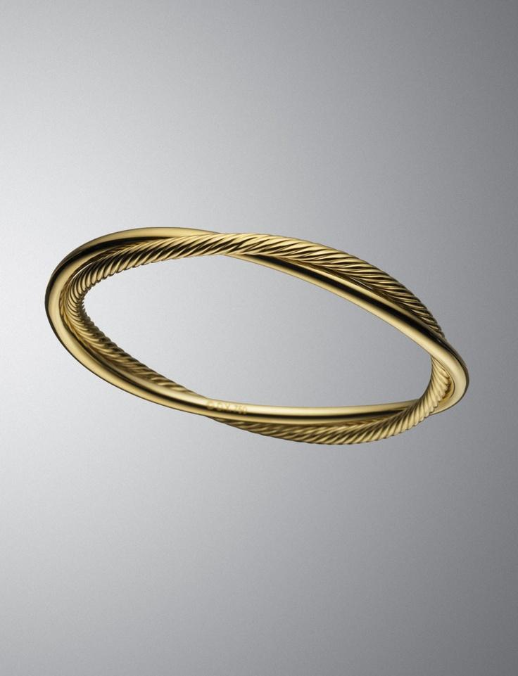 David Yurman Infinity Bracelet #wishlist