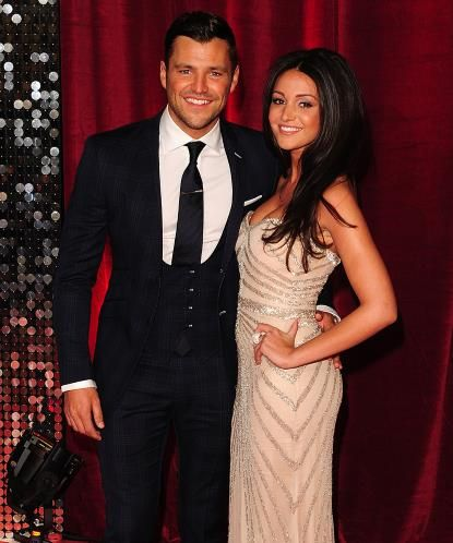 Michelle Keegan and Mark Wright Tie The Knot