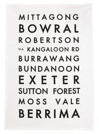 Mittagong, Bowral, Robertson, Burrawang, Bundanoon, Exeter, Sutton Forest, Moss Vale, Berrima
