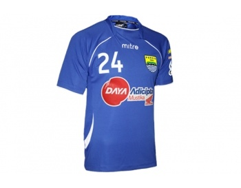 Persib Home Type A (Full sponsored) + Shorts Included