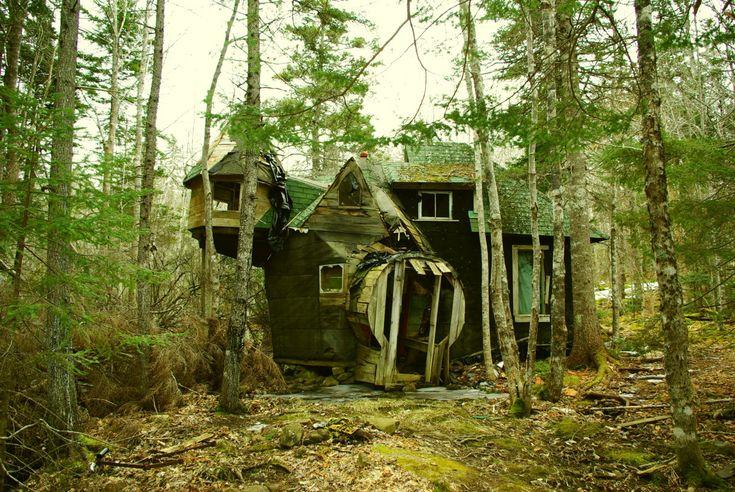 Nova Scotia Nova And Abandoned On Pinterest