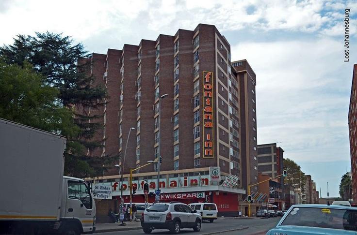 Fontana Inn, Hillbrow.