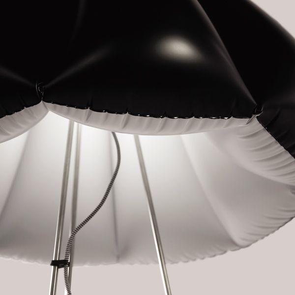 Orca lampa stojąca