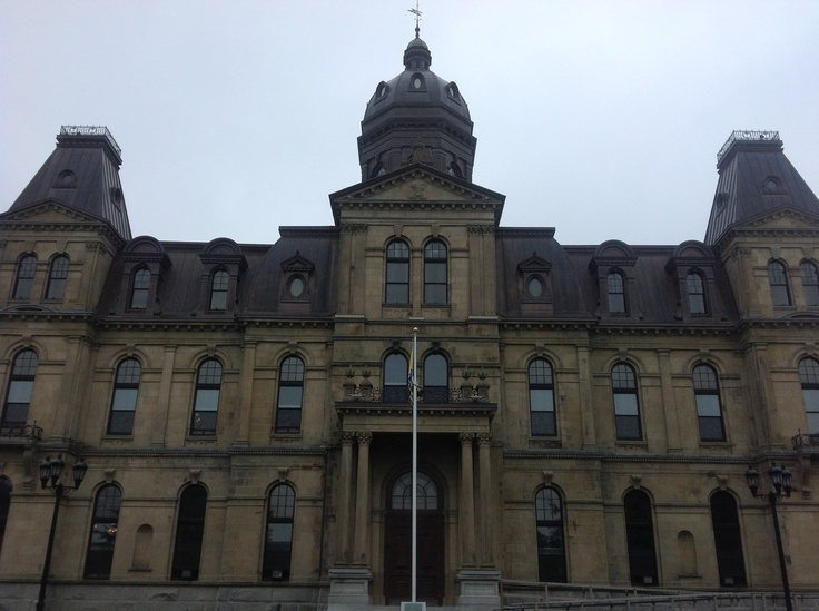 New Brunswick Legislature.