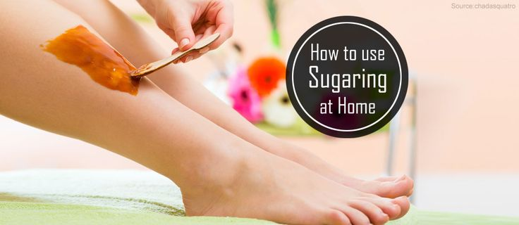 How to use Sugaring at Home? Easy Hair Removal