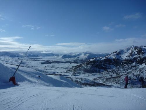 Hemsedal, Norway.