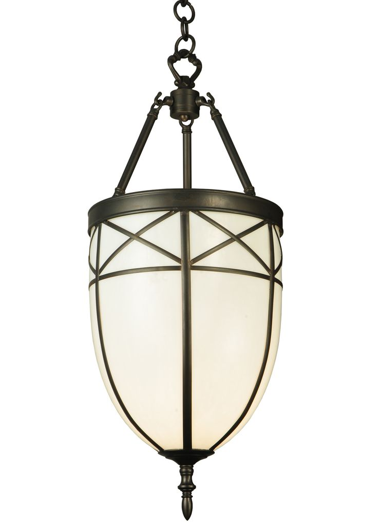 """11 Inch W Borough Hall Pendant - 11 Inch W Borough Hall Pendant Theme: VICTORIAN DECO TIFFANY ARTS & CRAFTS Product Family: Borough Hall Product Type: CEILING FIXTURE Product Application: PENDANT Color: CA CRAFTSMAN Bulb Type: MED Bulb Quantity: 1 Bulb Wattage: 100 Product Dimensions: 37""""-72""""H x 11WPackage Dimensions: NABoxed Weight: 10.4 lbsDim Weight: 65 lbsOversized Shipping Reference: NAIMPORTANT NOTE: Every Meyda Tiffany item is a unique handcrafted work of art. Natural variations in…"""