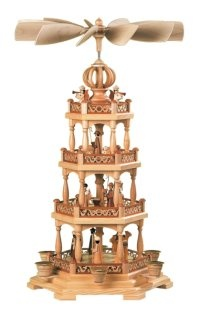 German Christmas Pyramid/Carousel