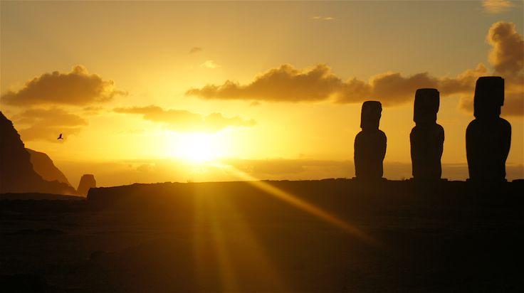 Rapa Nui, Ile de Paques, mystere, archeologie, Chili