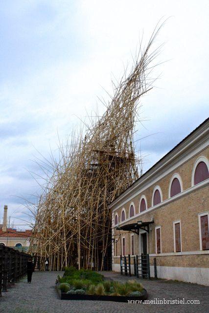 Big Bambu, MACRO Testaccio, Roma