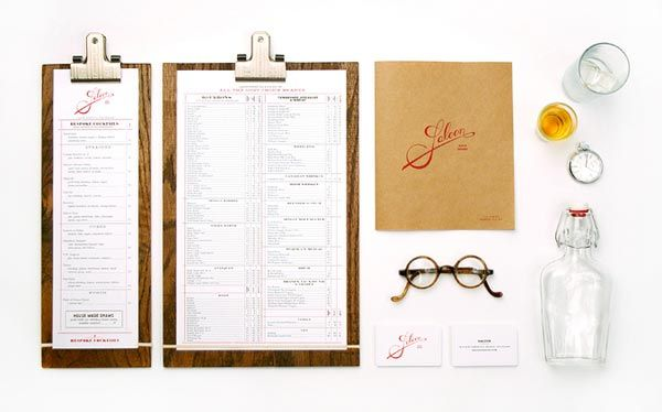 45 inspiring examples of restaurant menu designs restaurant menu