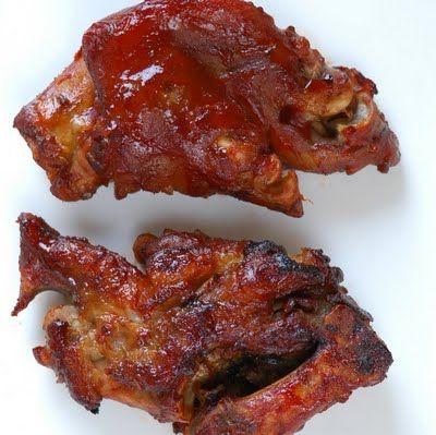 BBQ Pigs Feet