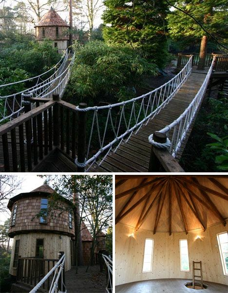 Pretty much, ever since watching Swiss Family Robinson as a child, I've wanted to live in a tree house. It is no coincidence that a large part of my novel takes place in what I'm hoping…