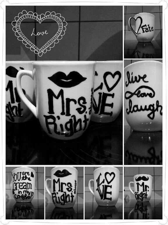 Love edition... favourite mugs