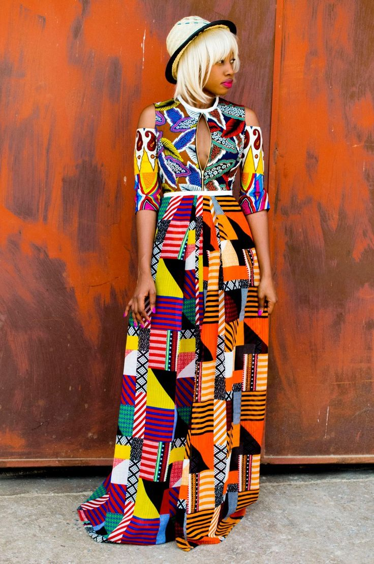 2482 best modern african print images on pinterest African fashion style pictures
