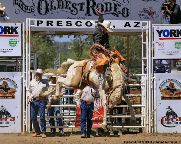 Prescott Rodeo - World's Oldest Rodeo - Just bought tickets!