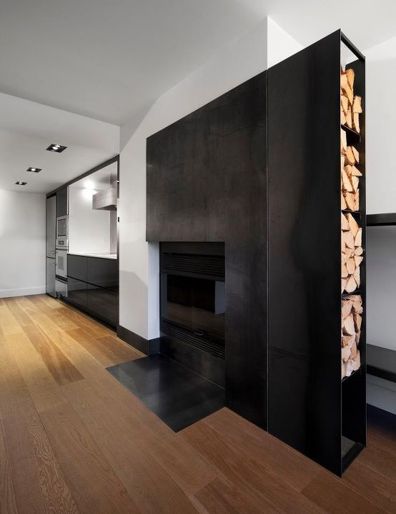 Interior Architecture Design for Condo Canal Lachine by c3studio