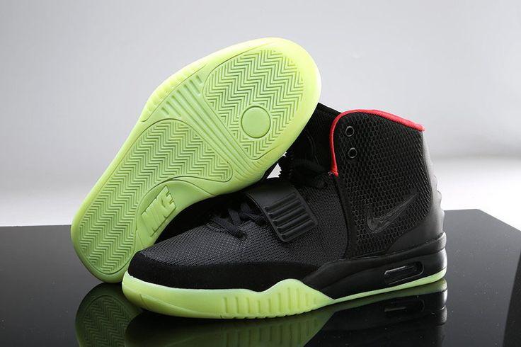 Nike Air Yeezy 2 Black October  #Nike #Air #Yeezy #Shoes