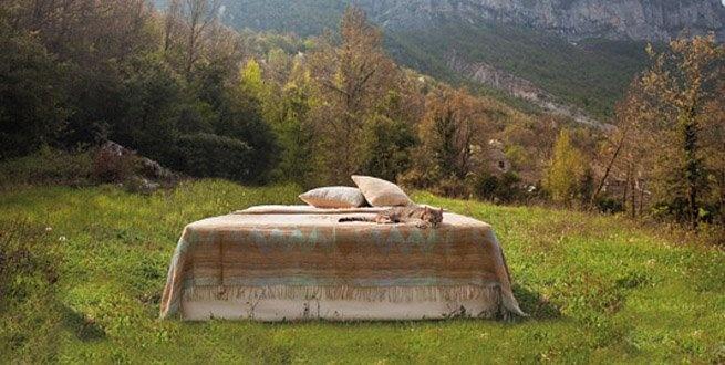 The Coco-mat mattress...all natural materials, environmentally conscious, nontoxic, gorgeous, luxe.