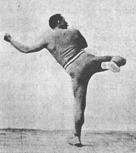 Charlemont Charles - boxe française - coup-de-pied-de-flan