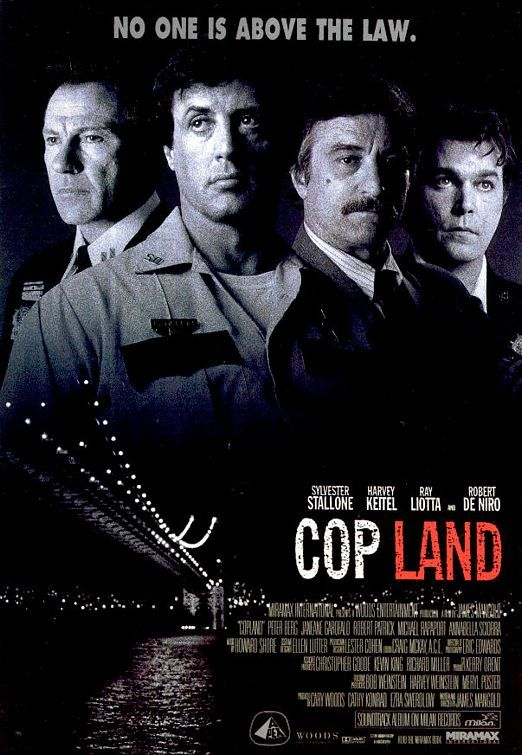 Cop Land - Keitel, De Niro, Liotta, Stalone. Such a collection of superstar actors but the movie is nowhere near their reputation