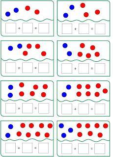 Lernstübchen: Mengenbilder und ihre Zahlensätze